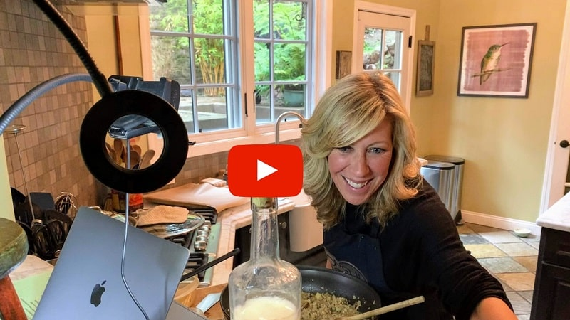 Online Vegan Cooking Classes, with Colleen Patrick-Goudreau