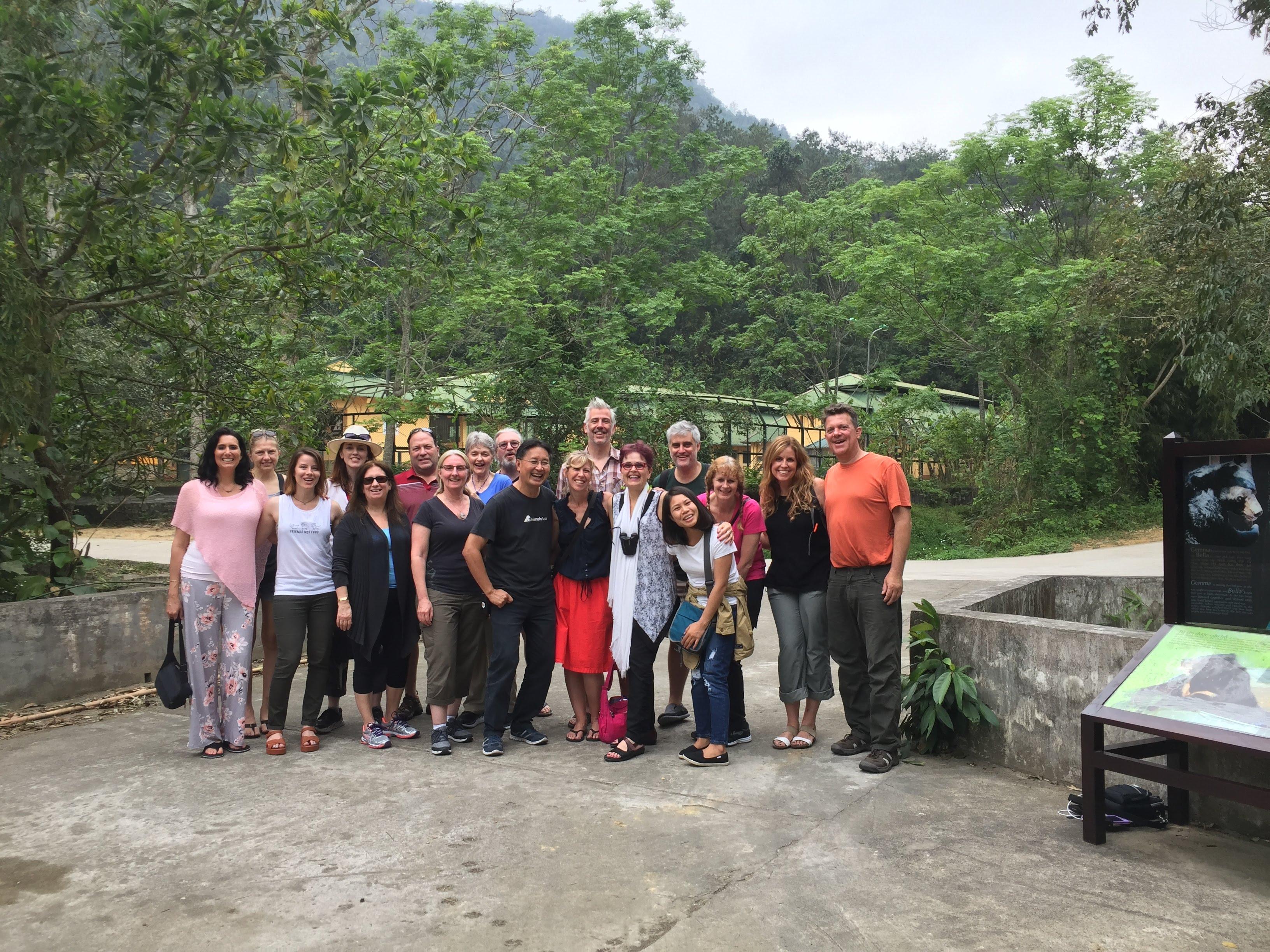 Animal Asia Vietnam Sanctuary