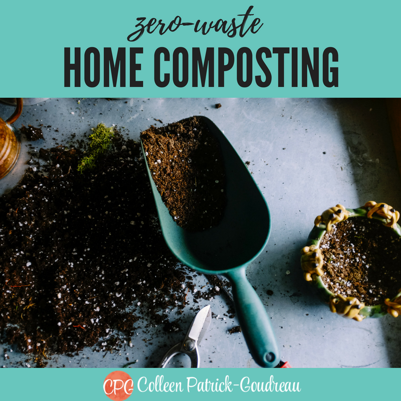 Home Composting for Zero Waste Living (in a House or Apartment ...